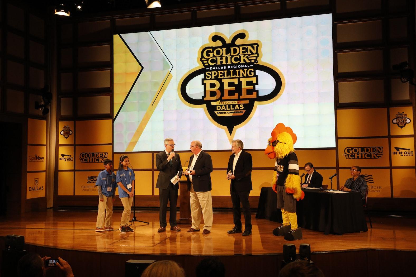5 For 5: Spelling Bee Tie