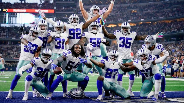 Denver Broncos At Dallas Cowboys
