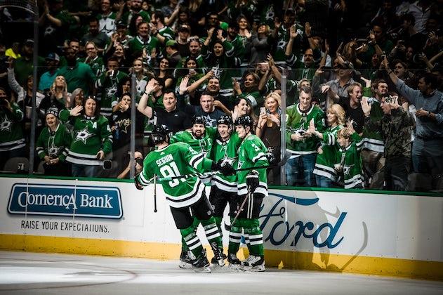 NHL Preseason: St. Louis Blues at Dallas Stars