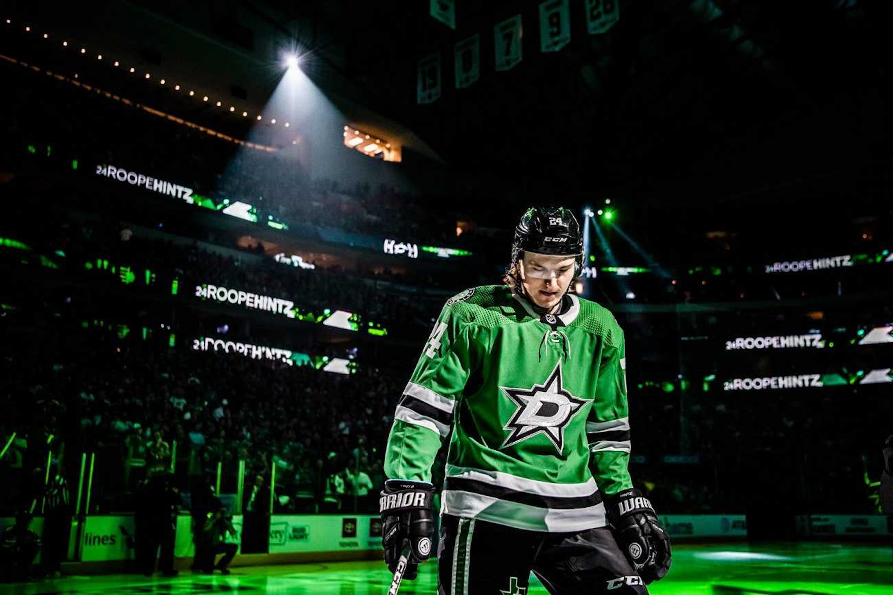 Detroit Red Wings at Dallas Stars