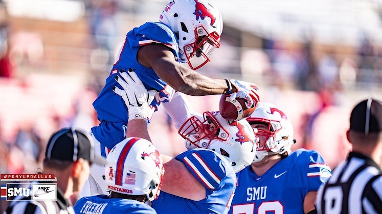 South Florida at SMU