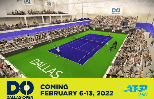 Dallas Open - ATP 250