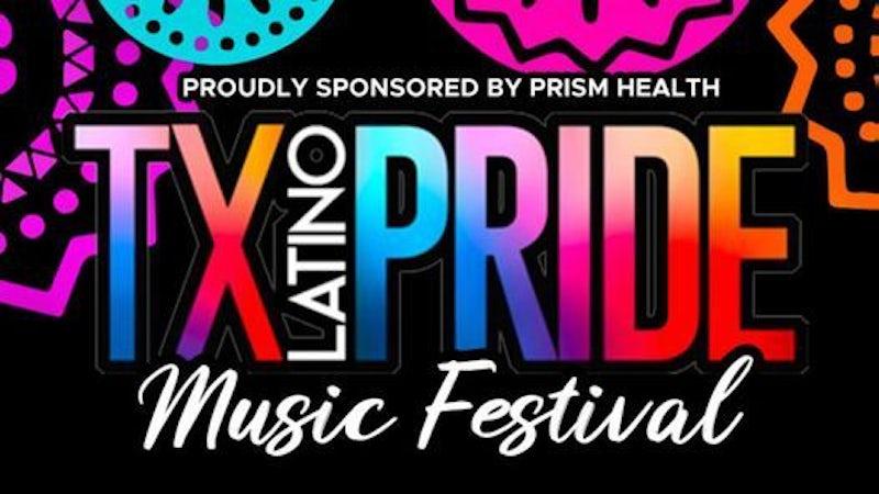 Texas LatinX Pride Fest 2021
