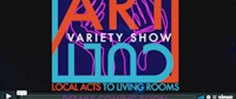 Live Online Variety Art Show, Artstillery Presents: Artcult 2020