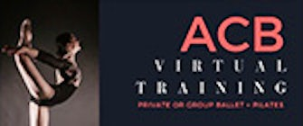 Avant Chamber Ballet Presents Virtual Training - Private or Group Ballet + Pilates