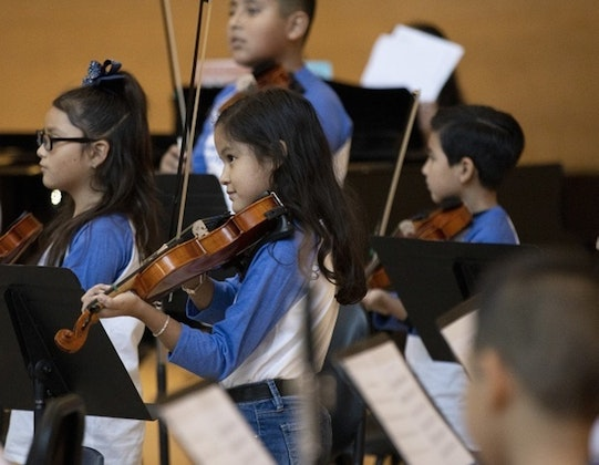 Dallas Symphony Keeps the Music Going With Virtual Classes for Young Musicians