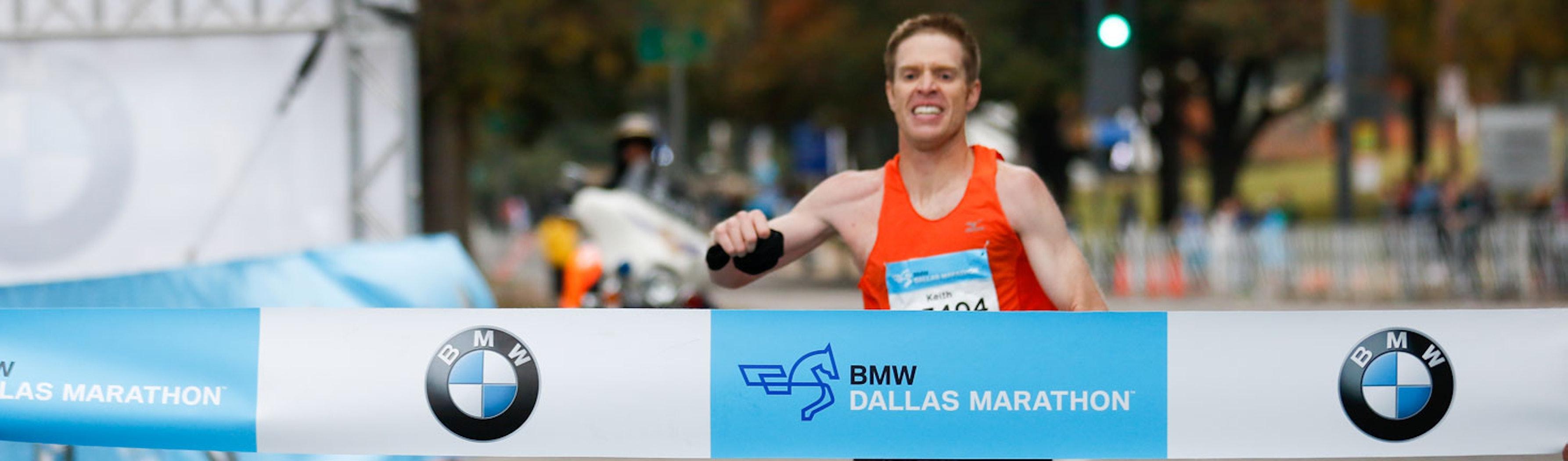 Welcome To Dallas For The Bmw Dallas Marathon