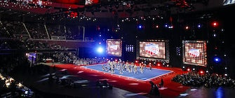 NCA Senior & Junior High School Nationals