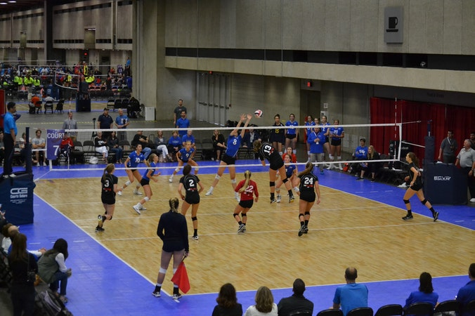 USA Volleyball Girls' Junior National Championships