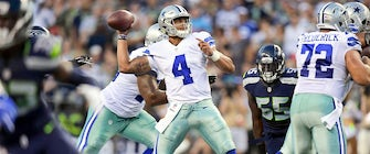 Tampa Bay Buccaneers at Dallas Cowboys