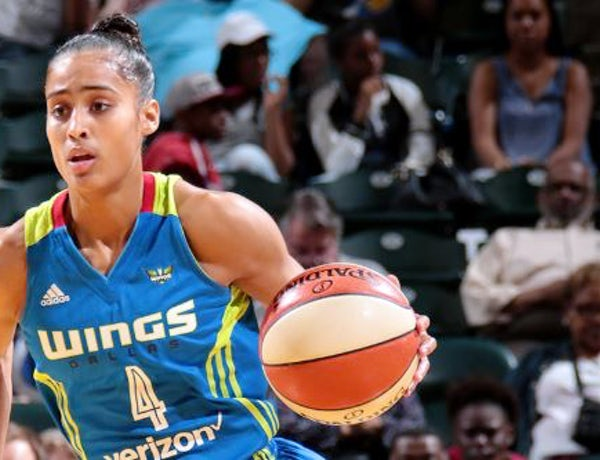 Indiana Fever at Dallas Wings