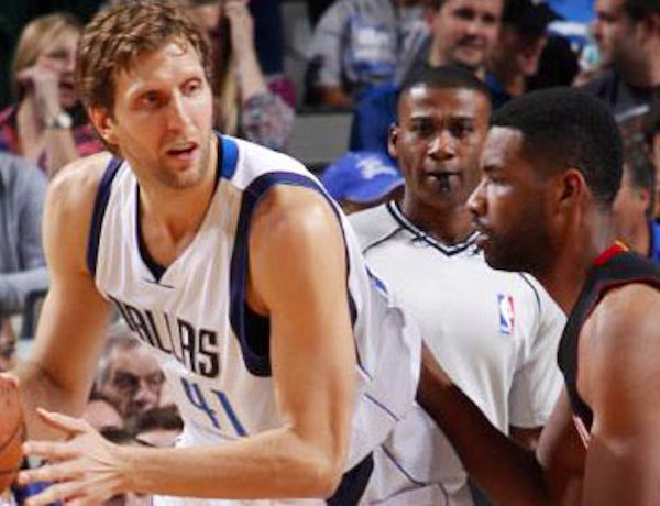 Miami Heat at Dallas Mavericks
