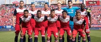 L.A. Galaxy at FC Dallas