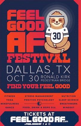Feel Good AF Festival