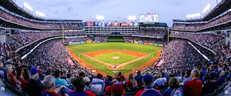 Oakland A's at Texas Rangers