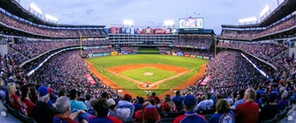 New York Yankees at Texas Rangers