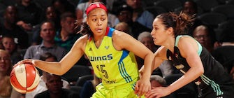 Atlanta Dream at Dallas Wings