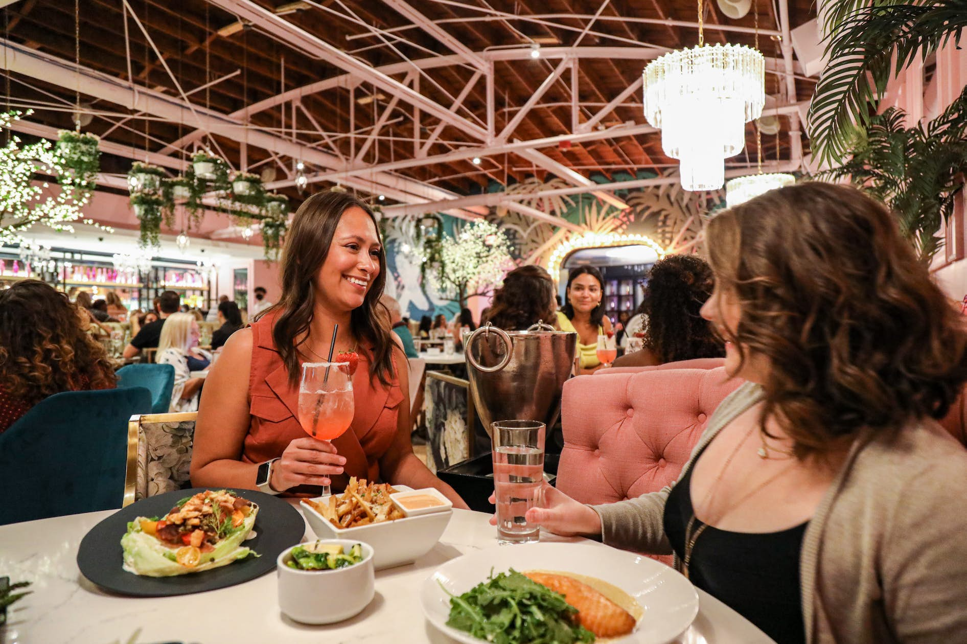 Where To Have Your Bachelorette Dinner In Dallas