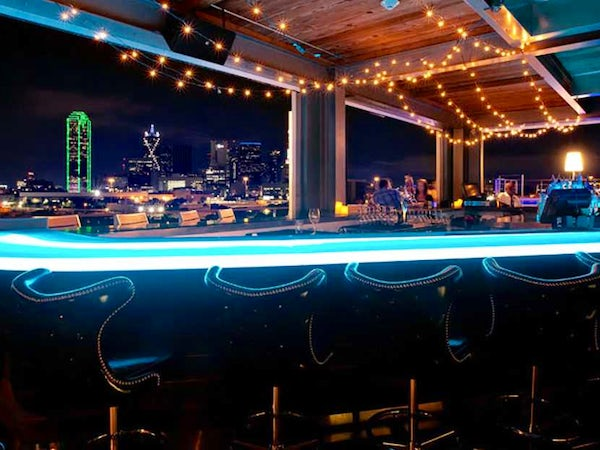 Amazing Rooftop Bars in Dallas: Our Favorites