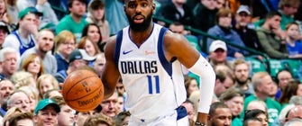 Milwaukee Bucks at Dallas Mavericks