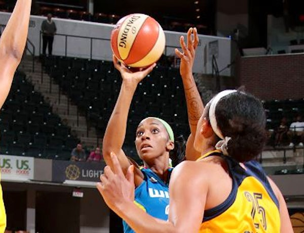 Los Angeles Sparks at Dallas Wings