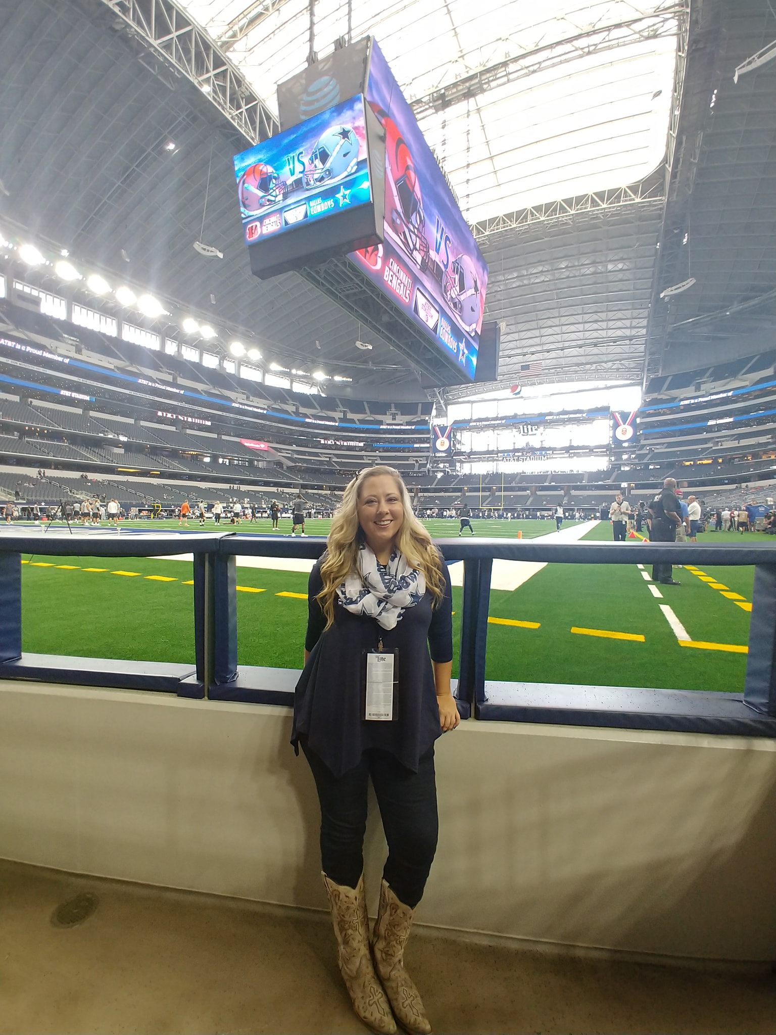 Courtney McConnell, a VisitDallas team member, is highlighted is this month's Meet the Team series.