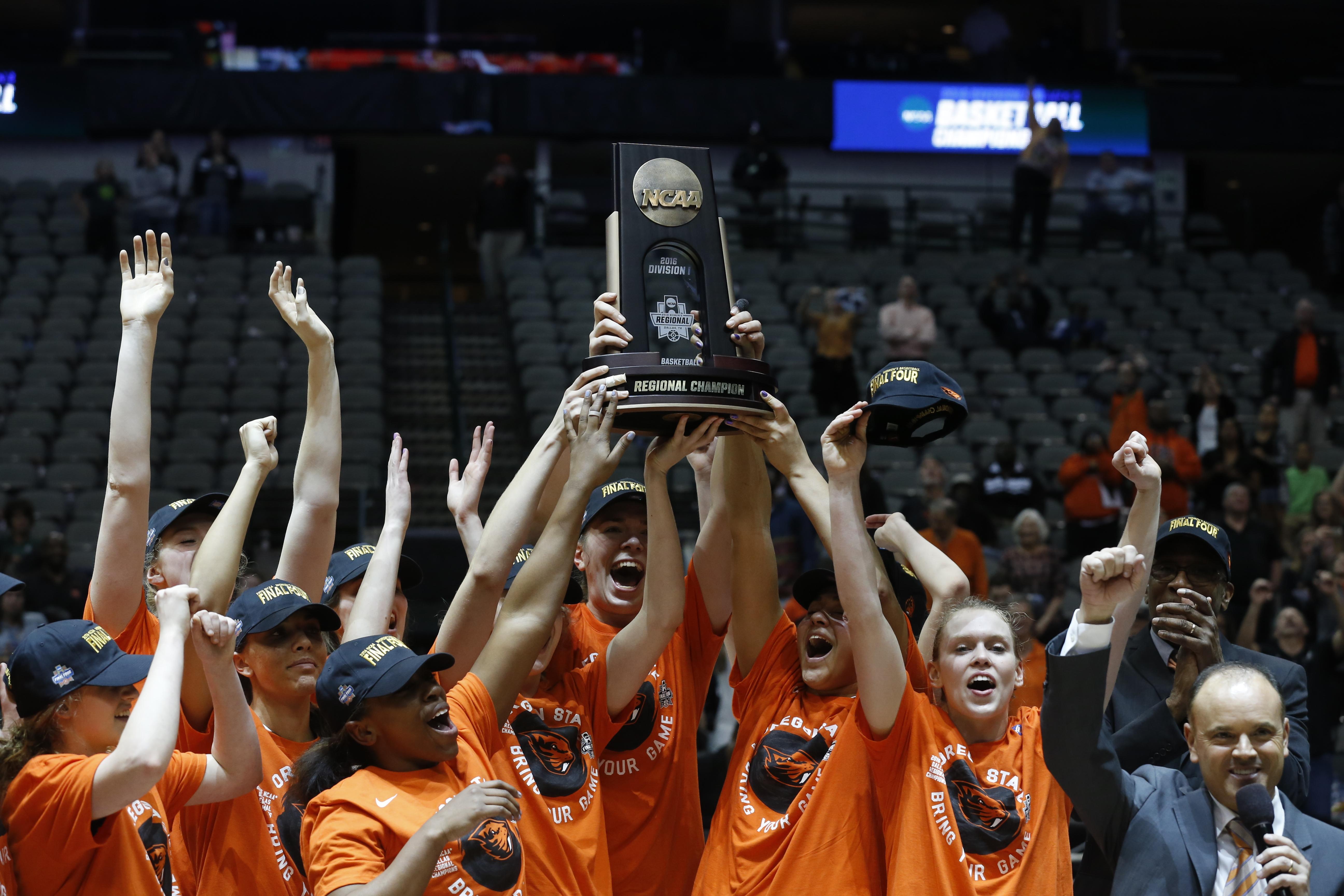 Video for NCAA Women's Basketball Regional