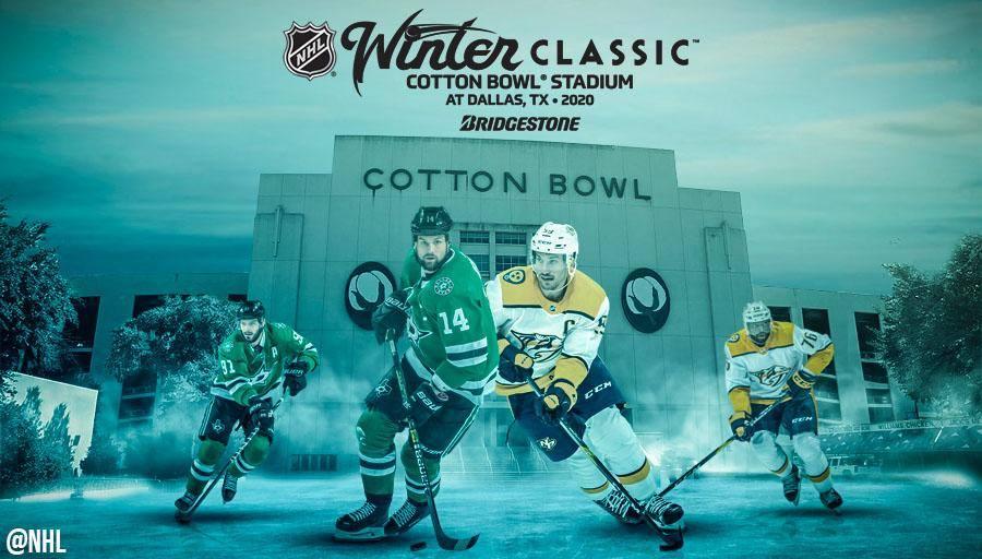 Video for Bridgestone NHL Winter Classic Comes to Dallas