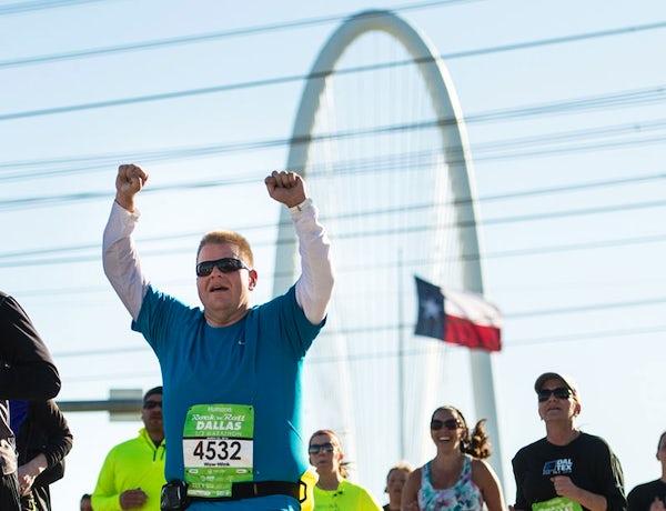 Humana Rock N Roll Dallas Half Marathon & Fitness Expo