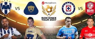 MoneyGram SocioMX Tour 2017