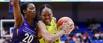Phoenix Mercury at Dallas Wings