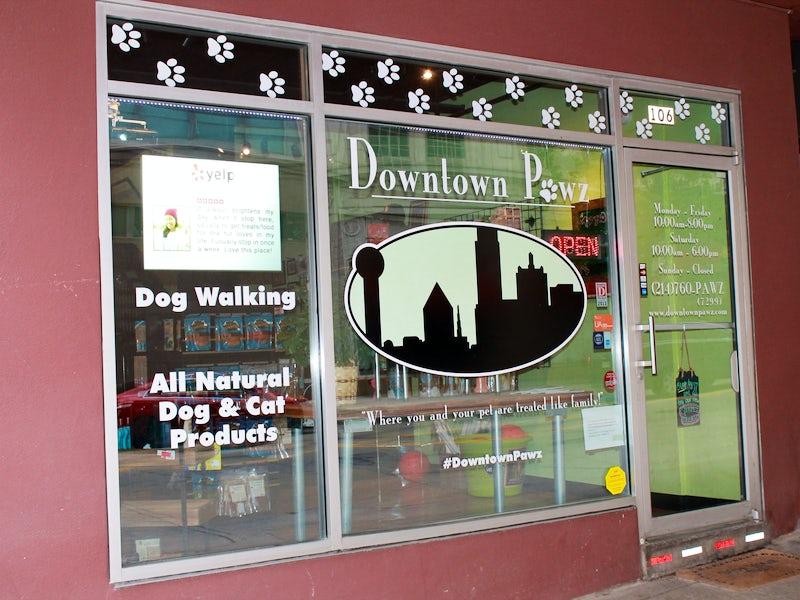 Dog Friendly Stores In Dallas