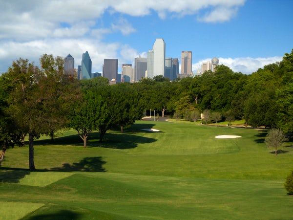 Check our guide for the best public golf courses in Dallas.