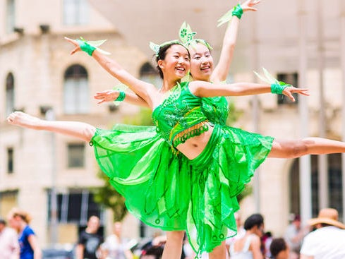 countries of Analogy asian festivals in