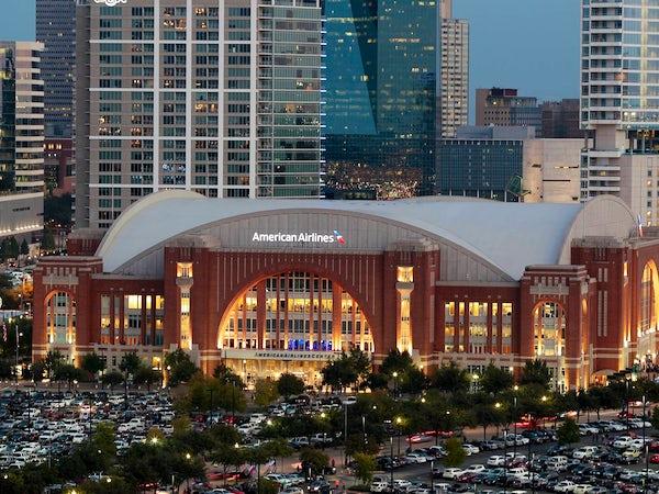 Dallas Stadiums Major Sports Venues