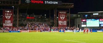 LA Galaxy at FC Dallas