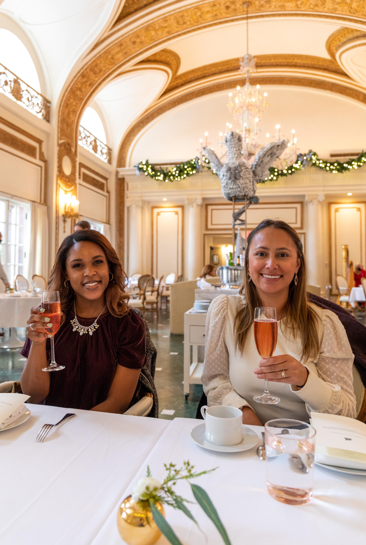 French Room Holiday Tea
