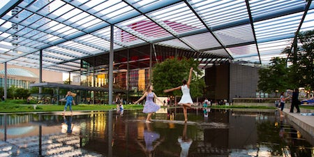 April is Arts Month in Dallas! Makes plans for a weekend getaway to enjoy the arts scene.