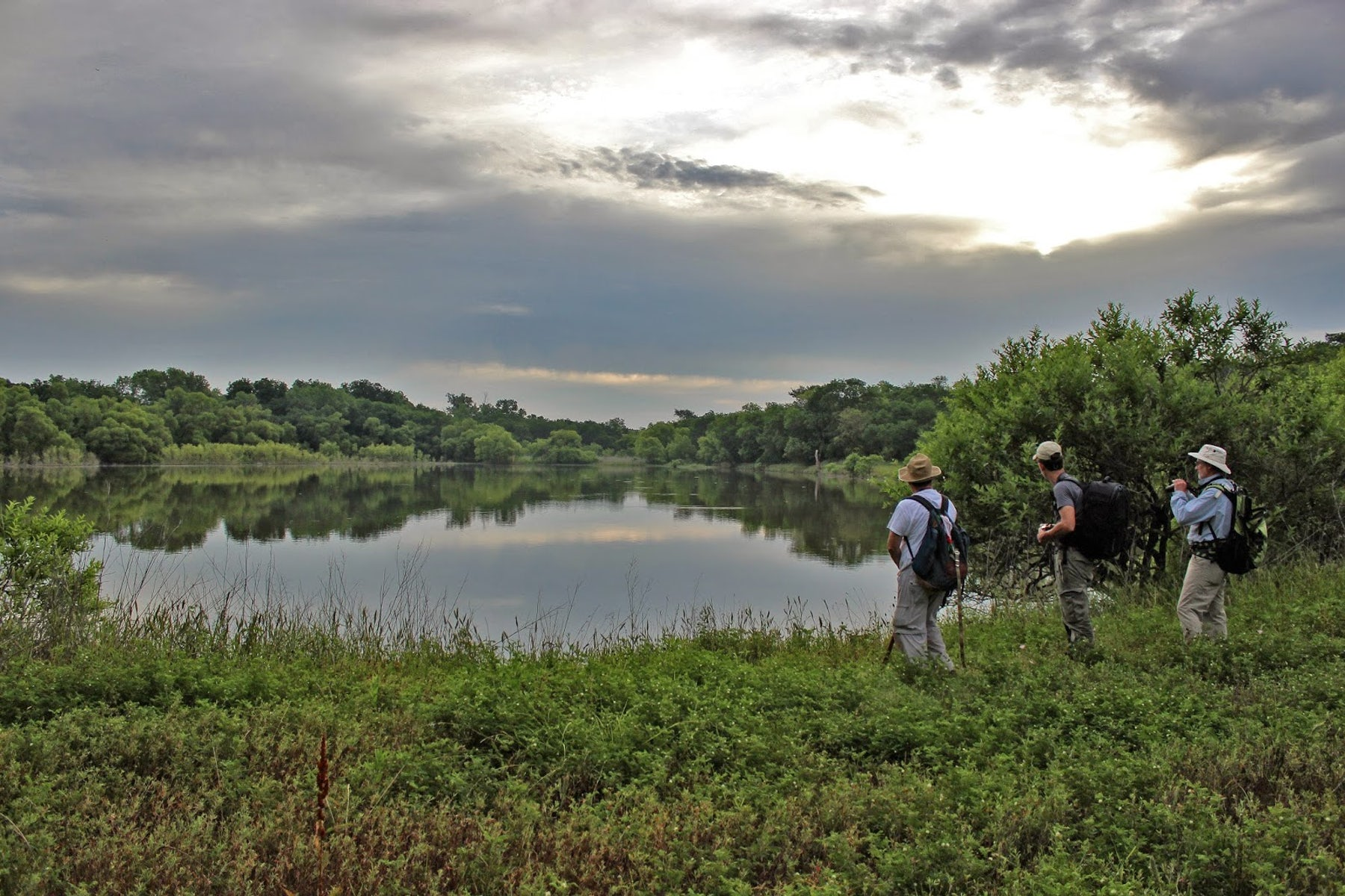 Audubon Center Second Saturday Guided Hike