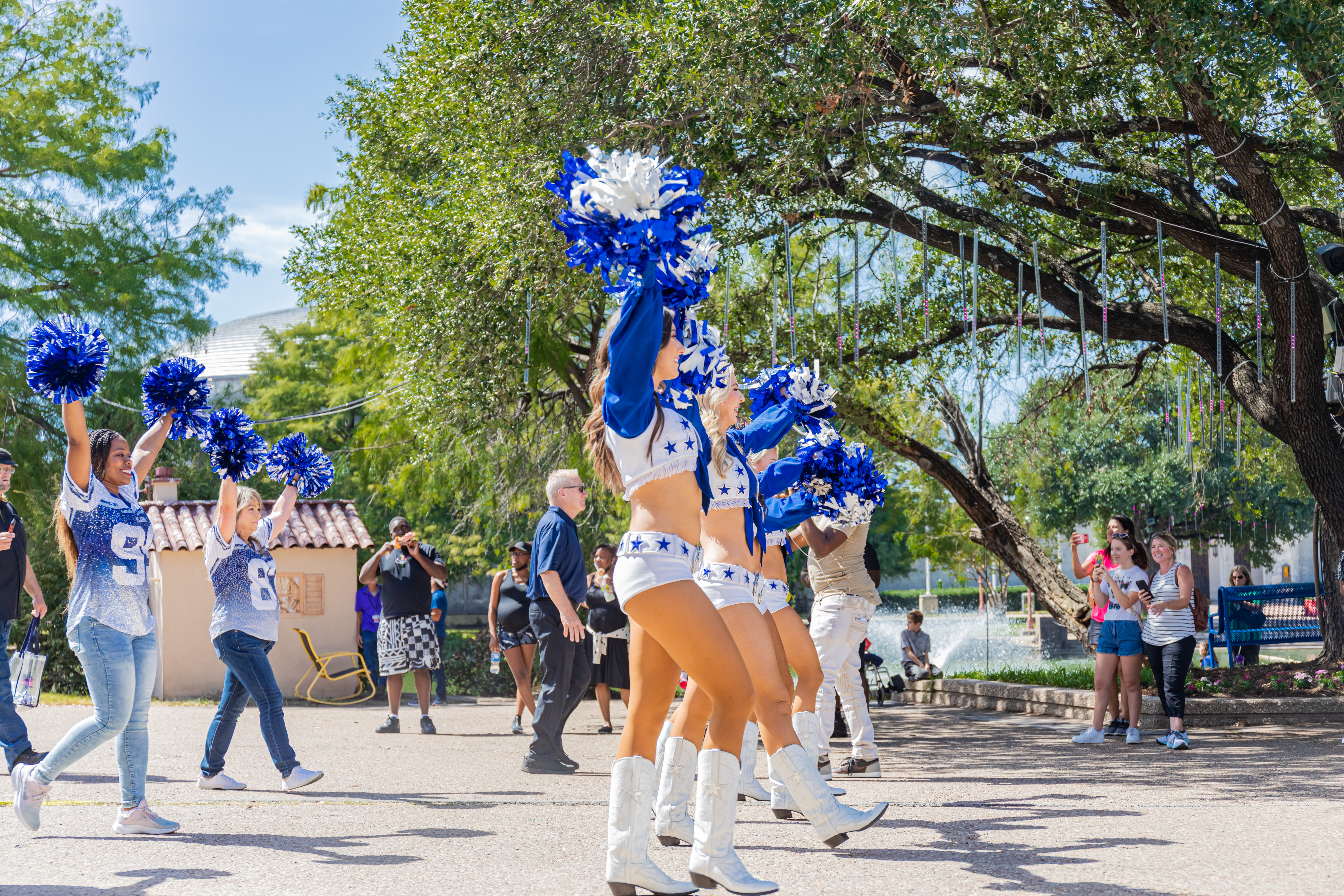 Parades at the State Fair of Texas