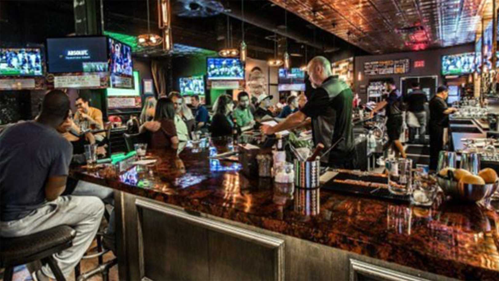 Frankie's Downtown Dallas - Happy Hour Spot
