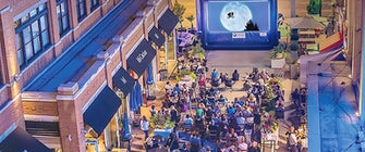 La La Land: Movie Night In West Village