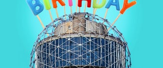 Celebrate Reunion Tower's Birthday