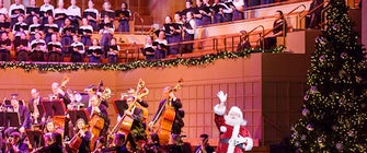 New Year's Eve by the Dallas Symphony Orchestra