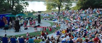 Dallas Arboretum: Cool Thursdays Concert Series