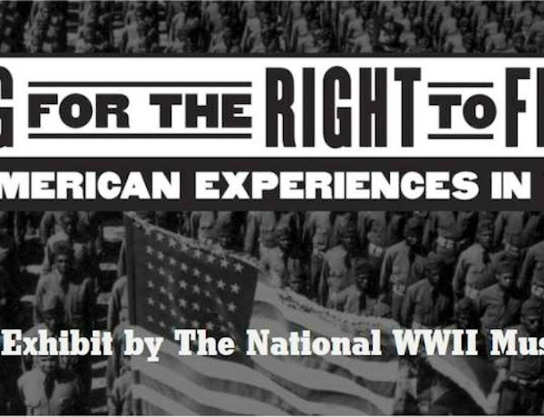 Fighting for the Right to Fight - African American Experiences in WWII