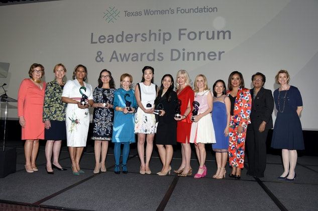Texas Women's Foundation Leadership Celebration & Awards Reception