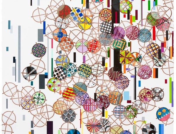 JACOB HASHIMOTO: Clouds and Chaos