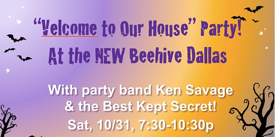 OFFICIAL Beehive Dallas Kick off Party