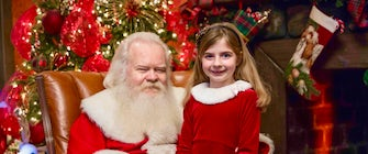 Visits and Portraits with Santa Claus at NorthPark